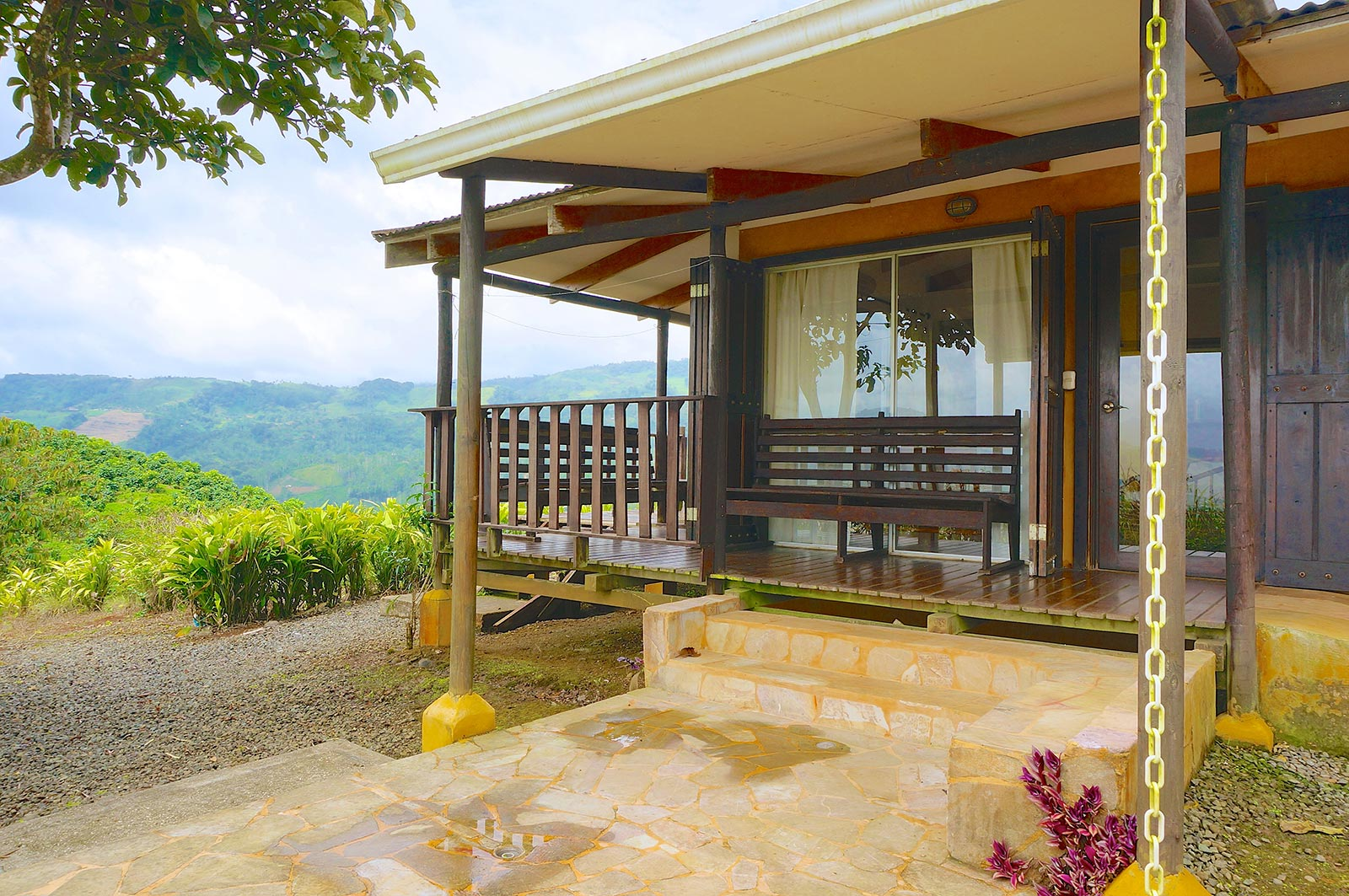 Peaceful Costa Rica Eco-Retreat and Income Generating Property