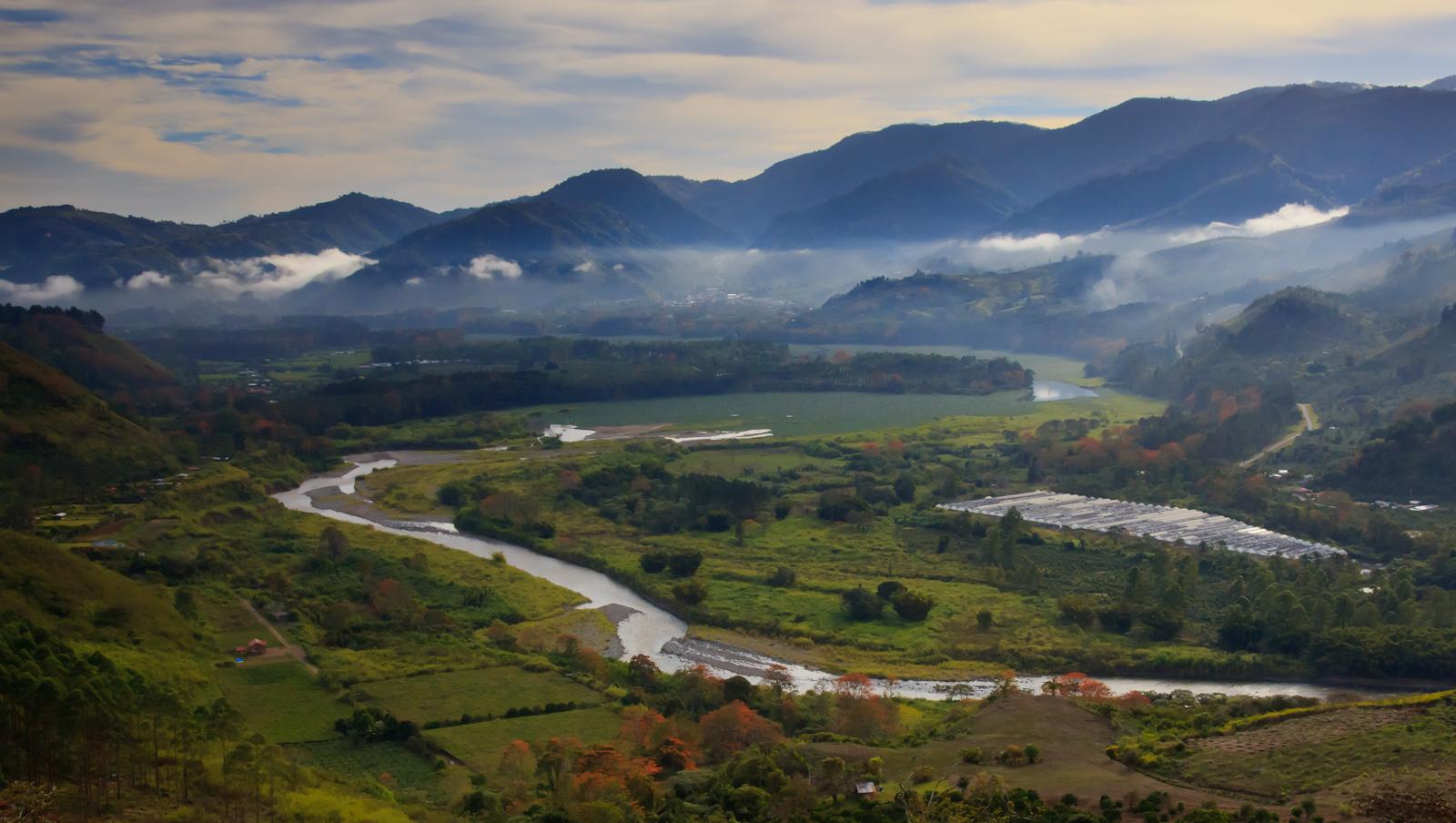 Costa Rica's Vast Hydropower Network