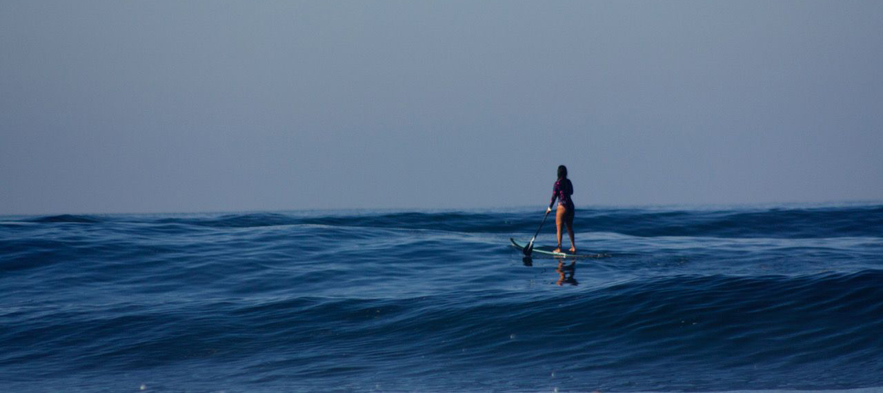 Standing Up Paddle Boarding in Costa Rica