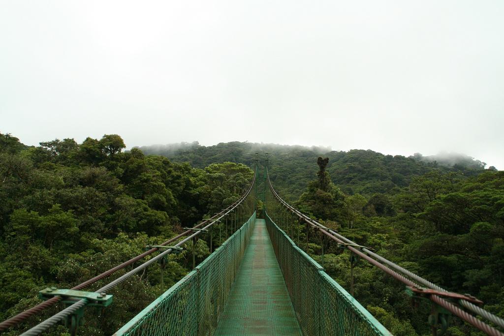 Actions speak louder than words…Costa Rica adventurous  activities