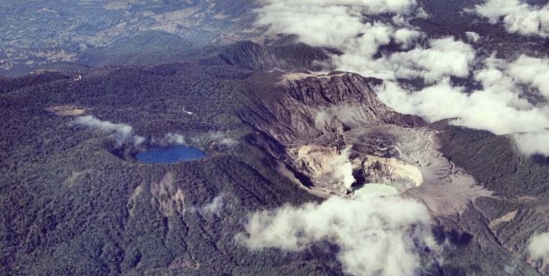 Discover the 5 Active Volcanoes in Costa Rica