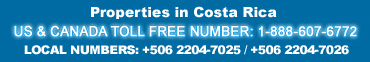 Costa Rica free real estate information