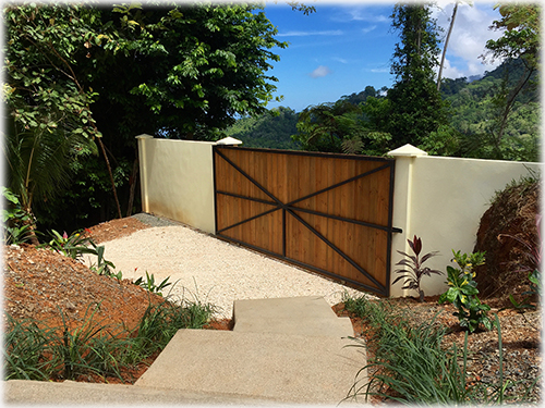 ocean views, for sale, bahia ballena, contemporary houses, uvita real estate, whale's tail views, mountain