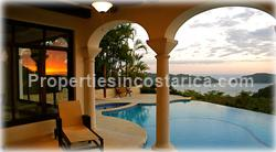 Costa Rica ocean view, for sale, Los Suenos for sale, real estate, Puntarenas for sale, gated community, secutity, privacy, golf, marina, national reserve, forest, bay view, adventure, clinic, the best, infinity swimming pool, turnkey, investment opportunity, 1462