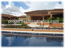 Gated community house for sale, secure, Escazu for sale
