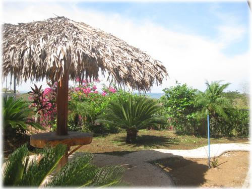 north pacific, ocean view, beach, guanacaste real estate, private location homes, walk to the beach