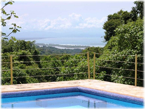 ocean views, beach, close to the beach, land for sale, bahia ballena, vacation home, south pacific real estate