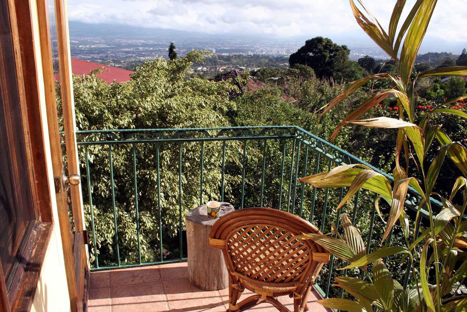 Rental Home In Escazu With Staggering Mountain And Valley