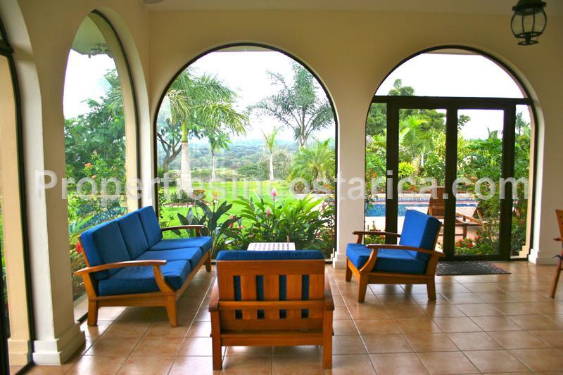 Spanish Style Estate Villa For Sale In La Garita Id Code