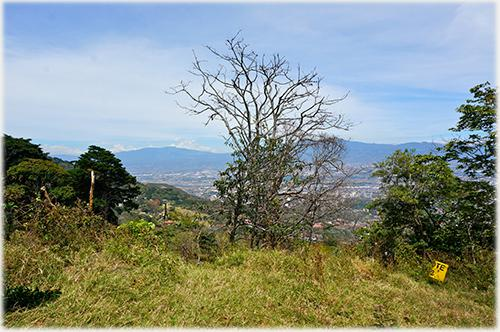 Bargain Escazu real estate, investment, land for sale, panoramic view, lots, family compound, gated community