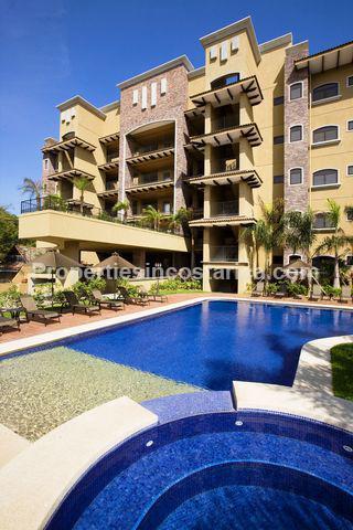 costa rica beachfront condominiums