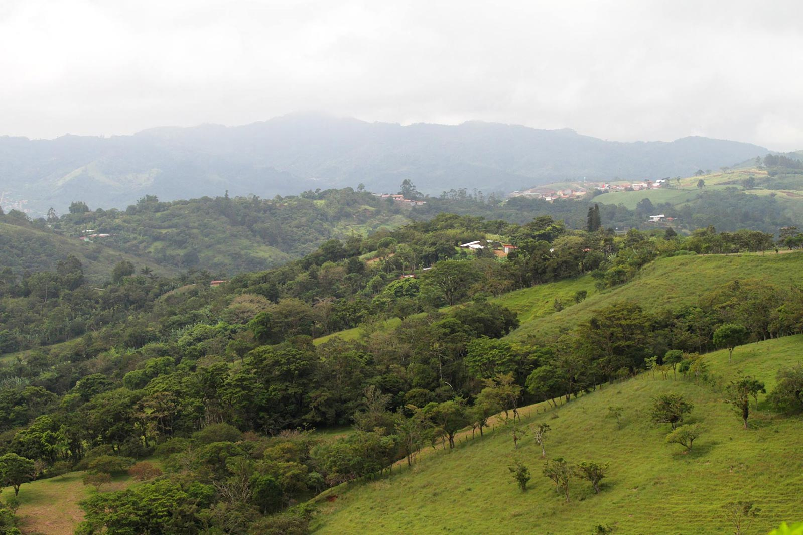 TERRIFIC investment-build dream home or dream Lodge! natural rest spot to Arenal Volcano, close to San Ramon centro
