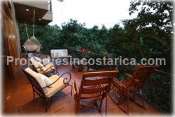Costa Rica vacation villa, rainforest vacation home, Manuel Antonio, swimming pool, jungle villa