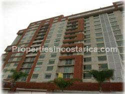 Costa Rica real estate, San Jose Condos, San Jose Costa Rica, centrally located, downtown, swimming pool, city views