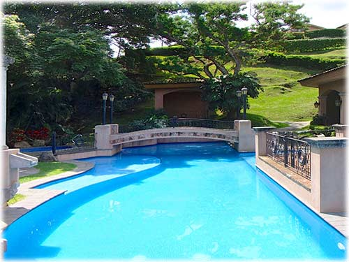 Escazu, Santa Ana, Luxury, Condos, for sale, views, tennis, court, swimming pool