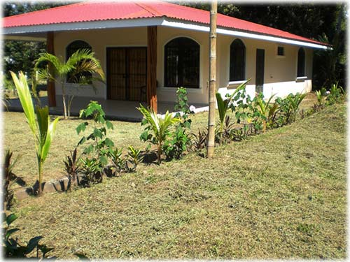homes in paquera, paquera real estate, homes for sale, close to the beach, south pacific,