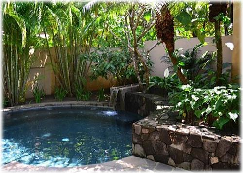 beach, beachfront, private access to the beach, hacienda style homes, outdoor patio and garden, 4 bedroom, near to town