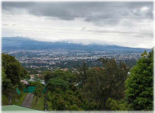 escazu, home, for sale, for rent, contemporary style, gated community, panoramic, mountain, city, views