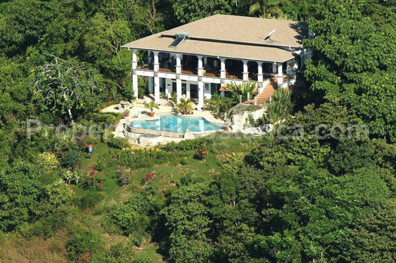 Ocean View Home For Sale Dominical Code
