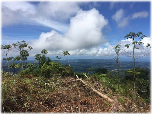 clouds, nature, for sale, Puntarenas, preserved properties, lands, ocean views, rural town