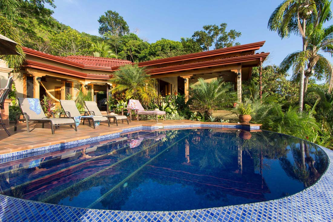 Luxury spanish style home with outstanding ocean views id for Luxury spanish style homes