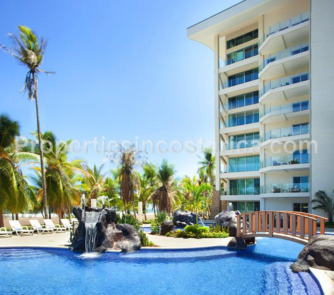 Oceanfront Vacation Condos: Beachfront Condo For Rent In Jaco, ID CODE: 1900