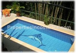 Vacation villa for rent in Manuel Antonio, Costa Rica, ID CODE: #2135