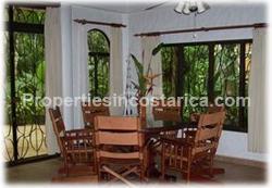Costa Rica real estate, Manuel Antonio Costa Rica, Jungle Villa, Swimming pool, fully equipped, vacation rentals costa rica, manuel antonio beach, national park