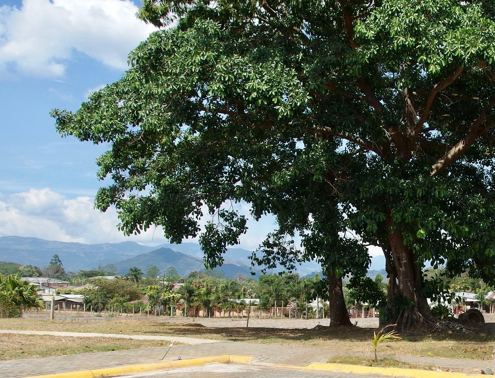 mountain view lot for sale palmares costa rica, ready to build lot palmares costa rica, family friendly neighborhood lot cpalmares costa rica, mountain view lot central valley