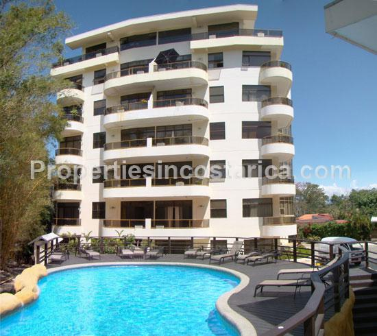 Condoes For Rent: Escazu Condo In Tower For Rent, ID CODE: #2191