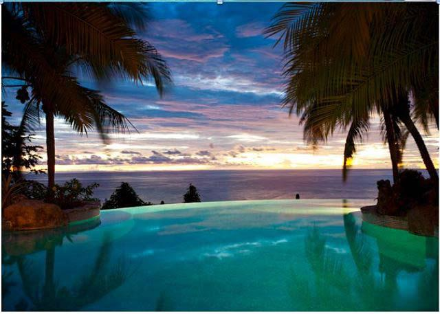 Luxury vacation home near to the beach id code 2975 for Luxury vacation costa rica