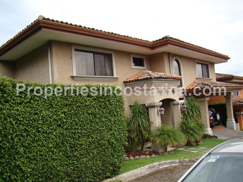 Luxury Home In San Antonio Escazu Id Code 1837