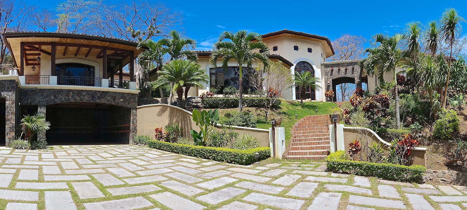 Costa rica luxury estate for sale at 50 cents on the for Costa rica luxury homes for sale