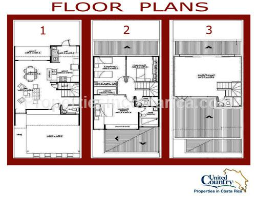Modern Townhouse Floor Plans The Image