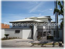 Costa Rica real estate, Escazu, condos, condominiums, for sale, brand new, gated community, views, pool, parking space, 1887