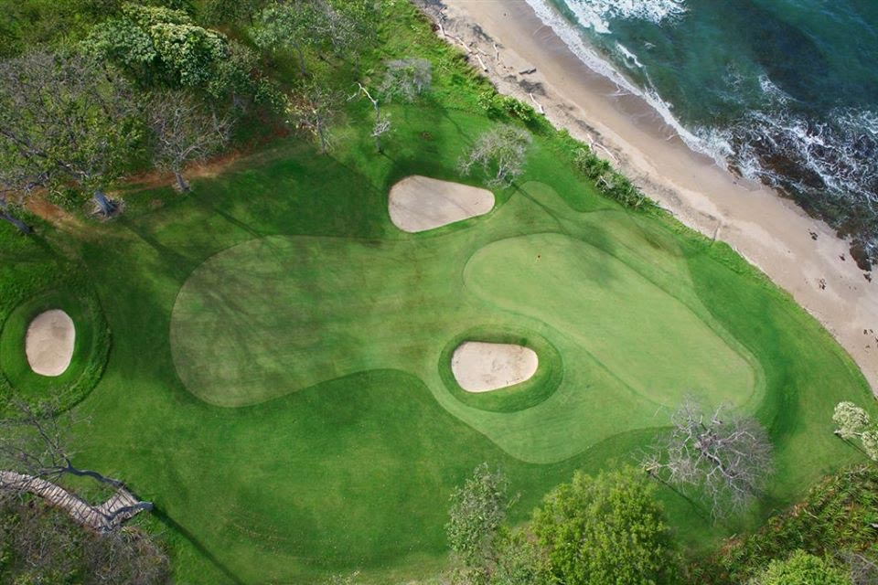 Ocean-view and Golf front building lot at Guanacaste's Gold Coast.