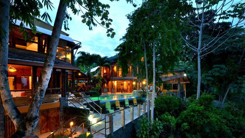 Ocean View Rustic Modern Luxury Property Id Code 2619
