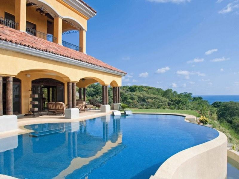 The Lap Of Luxury Among The Whale Coast, Dominical Ocean View Luxury Home