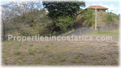 Atenas land, Atenas lot, for sale, ready to build, gated community,  Atenas community, Atenas Costa Rica, security, nature, mountain, 1691