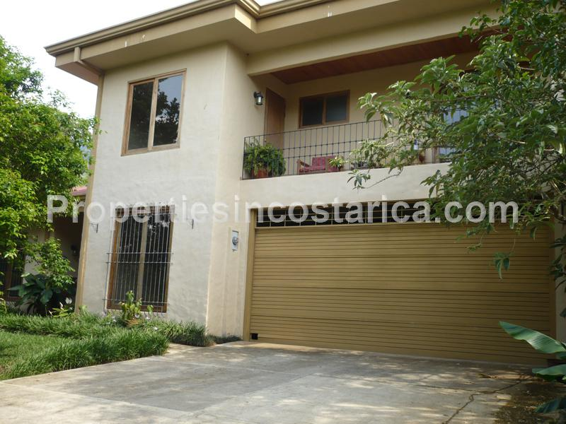 Escazu 3 bedroom home for rent id code 1942 for Costa rica rental houses