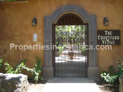 Spanish villa for sale in tamarindo for Spanish style fountains for sale