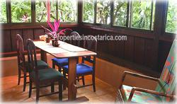 Costa Rica Real Estate, Dominical Costa Rica, for sale, beachfront, oceanfront, house, large, acreage, hectares, land, investment, 1873