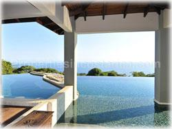 Dominical luxury homes, luxury real estate, Costa Rica palace, Costa Rica Dominical, ocean view, pool, 1683