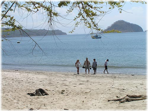 Playa Blanca is not well known outside the area but it has one of the whitest sand beaches in Costa Rica. It is a little fishing village that is usually un-crowded and off the tourist track.
