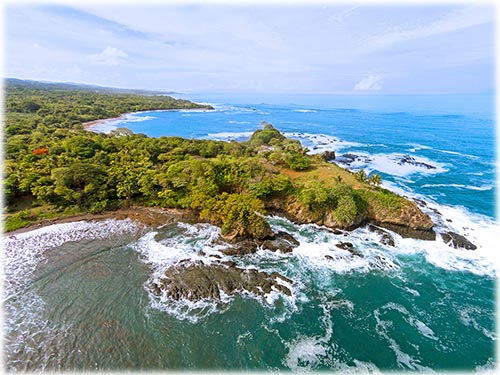 costa rica, land for sale, marbella, surfing, gated community, security, hiking, wildlife, ocean view, mountain top, sunset, west facing, clubhouse, swimming pool, large lots, 10 000m2