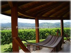 Atenas real estate, roca verde, for sale, luxurious homes, gated community, 1814
