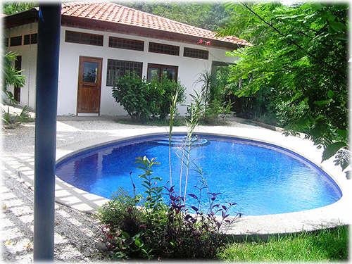 for sale, tambor, nicoya peninsula, quality home, ocean view, beach properties, close to the beach