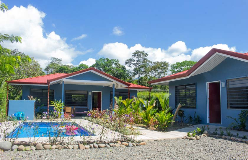 Two Homes With Pool Centrally Located Near Rio Uvita, ID