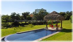 Vacation costa rica, real estate, for rent, vacation rentals, short term, country club, swimming pool community, pinilla, tamarindo, avellanas, surf, golf, large family, 1878