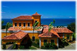 Puntarenas real estate, Dominicalito, furnished, for rent, vacation rental, pool, ocean view, luxury villa